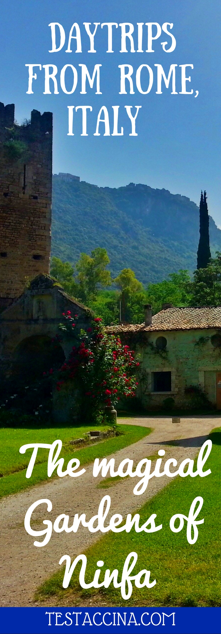 An ideal daytrip from Rome, the Gardens of Ninfa is one of Italy's most beautiful parks. Read how to get to Ninfa, 2017 prices, and opening times.