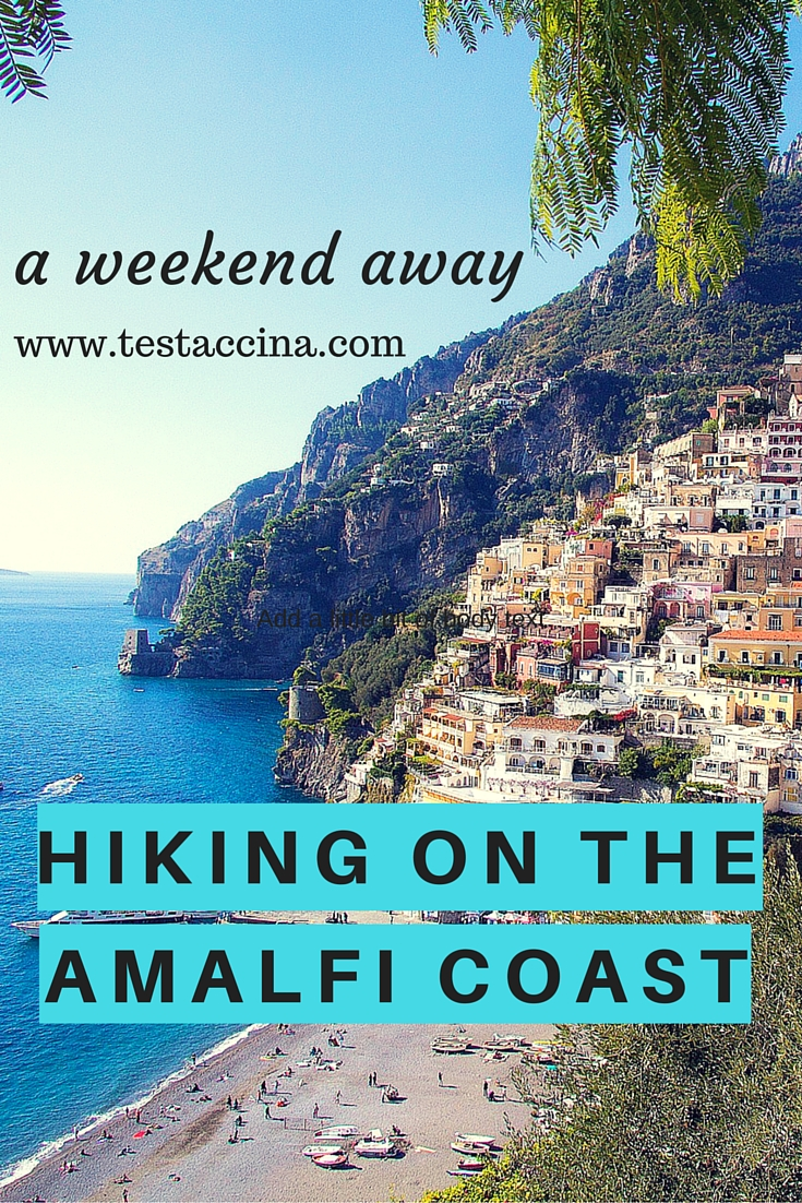 Guide to hiking on the Amalfi Coast Rome blog