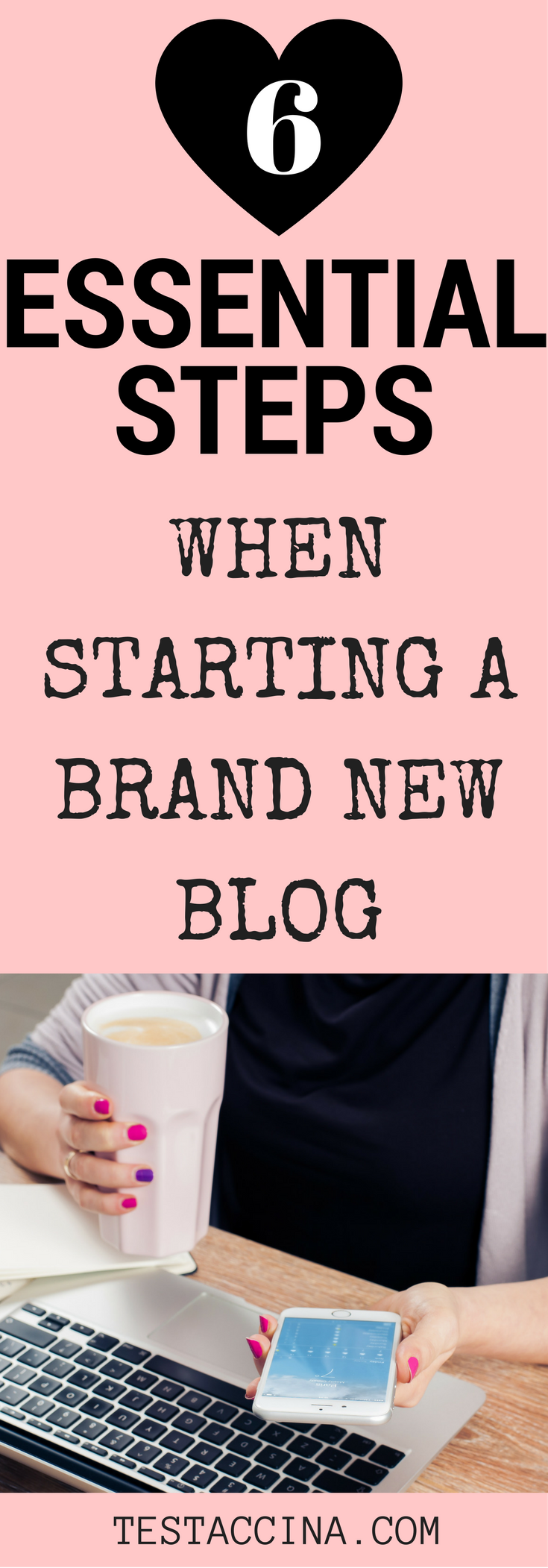 Make starting a new blog fun and easy with this essential guide. Starting out right gives you a better chance of success in the long run!