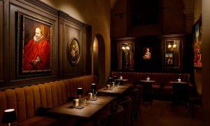 Palazzo Doria Pamphilj + Caffe Doria
