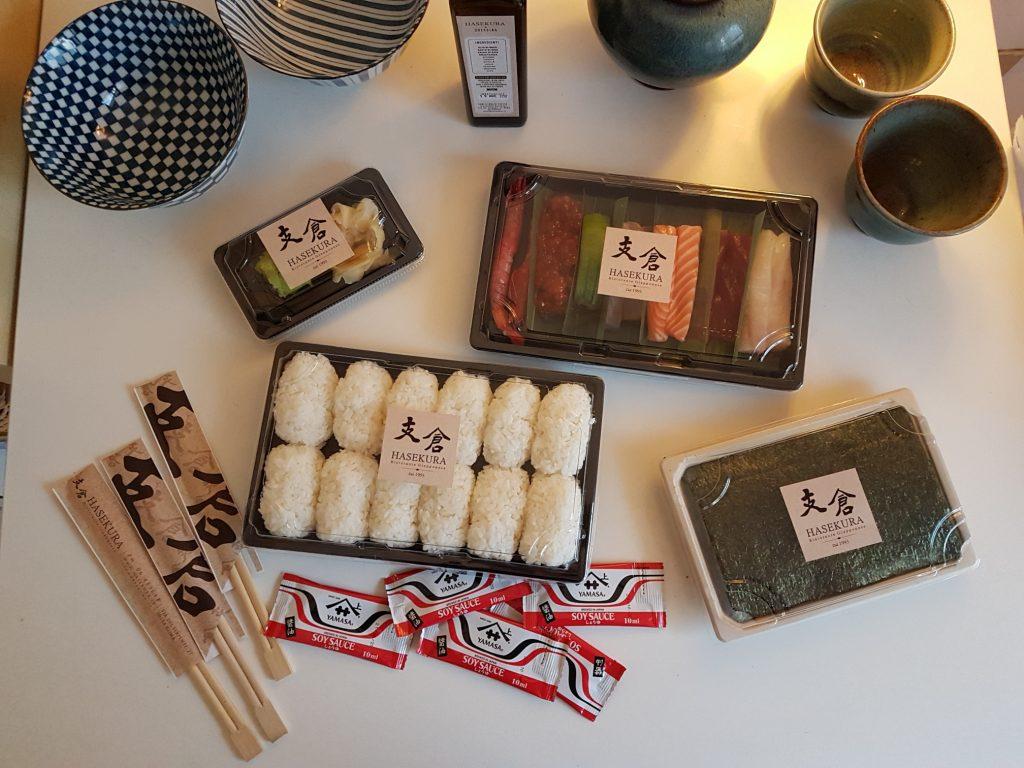 Temaki KitKen - Hasekura best sushi Rome