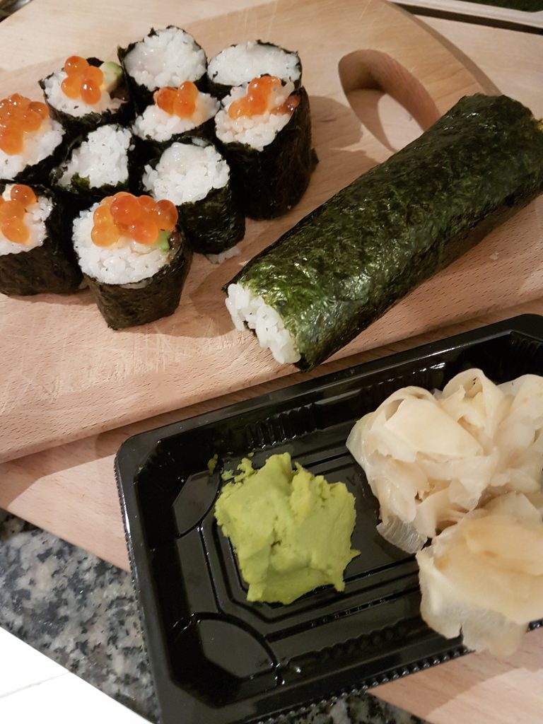 Rome delivery Japanese food