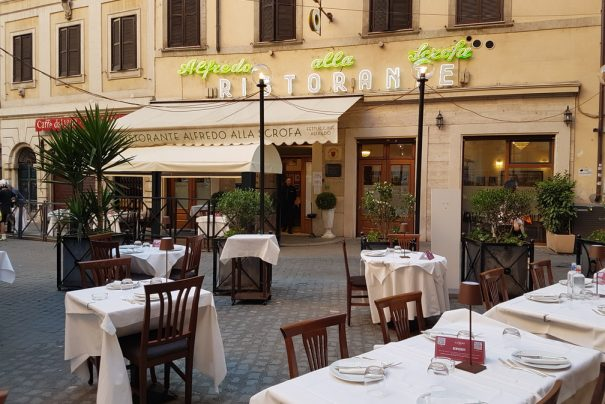 The original Alfredo sauce: How to find the real Fettuccine Alfredo restaurant in Rome
