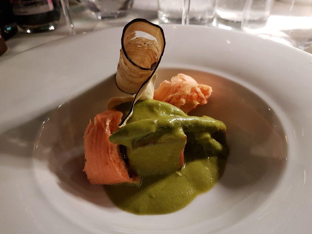 Alfredo alla Scrofa has a new chef - Mirko Moglioni - serving dinner in Piazzetta Alfredo