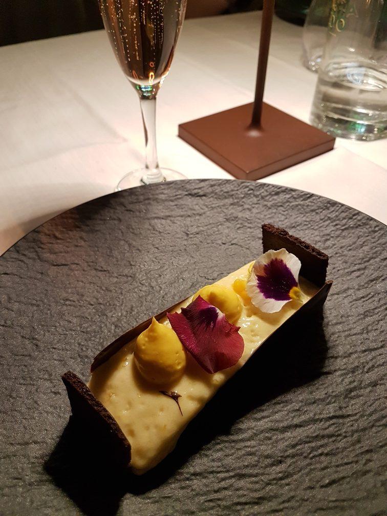 Dessert at Alfredo alla Scrofa in Rome