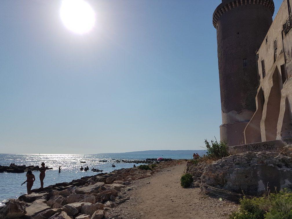 Ostello Castello di Santa Severa - the Castle of Santa Severa