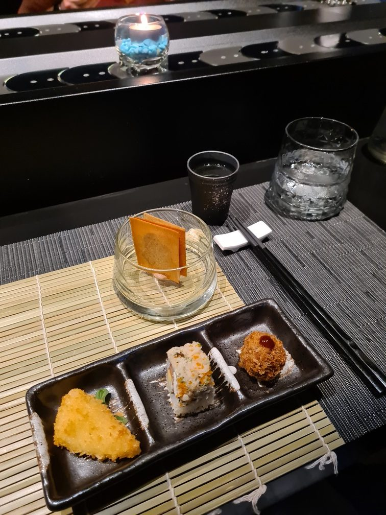 Taki Off review: Rome's most exciting new restaurant in 2020 sees Japan and Italy collide