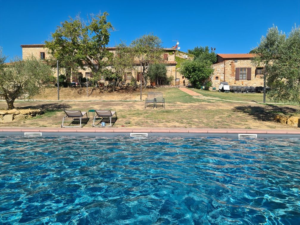 Agriturismo Montepulciano - Tuscany villas with private pools