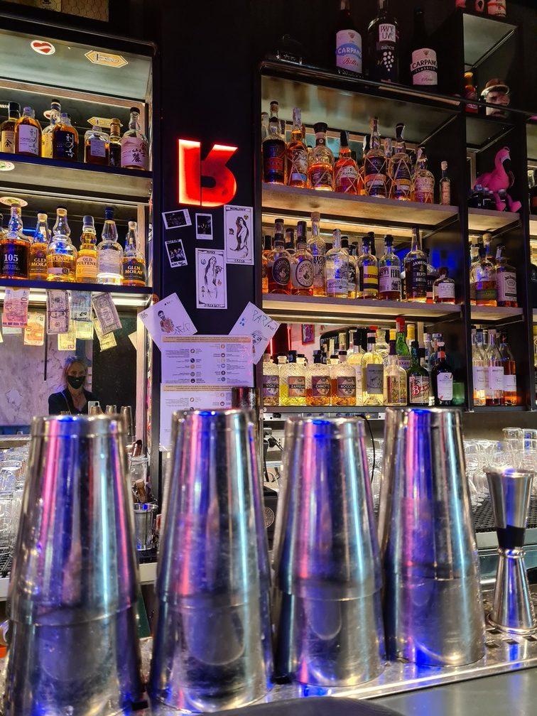 Rude Centocelle bar