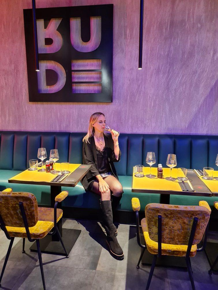 Rude Centocelle best cocktail bar Rome