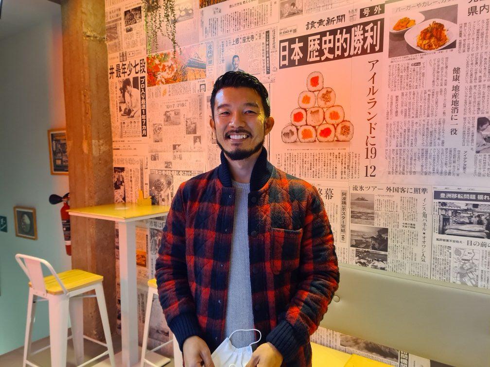Japanese food Rome: Akira Yoshida of PokeDon and Ramen Akira fame