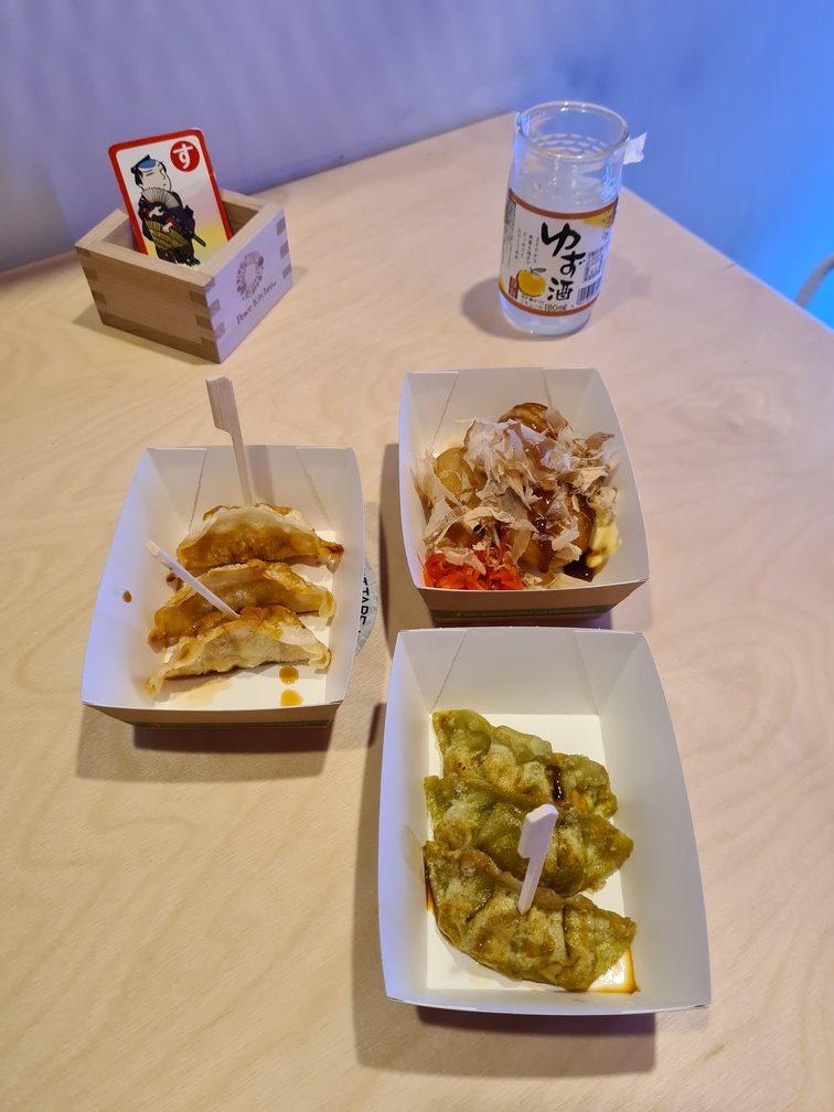 For Japanese food in Rome, PokeDon serves poke bowls, gyoza, dorayaki, taiyaki, mochi ice and more