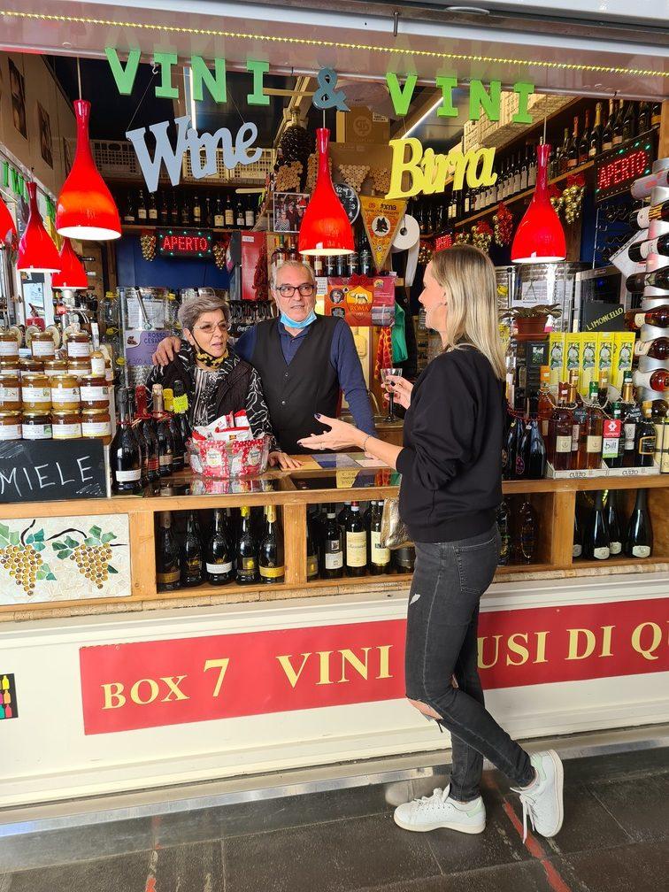 Testaccio market tour