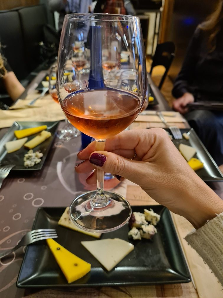 wine tour Rome review