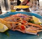 Salicornia cheap fish restaurant Rome