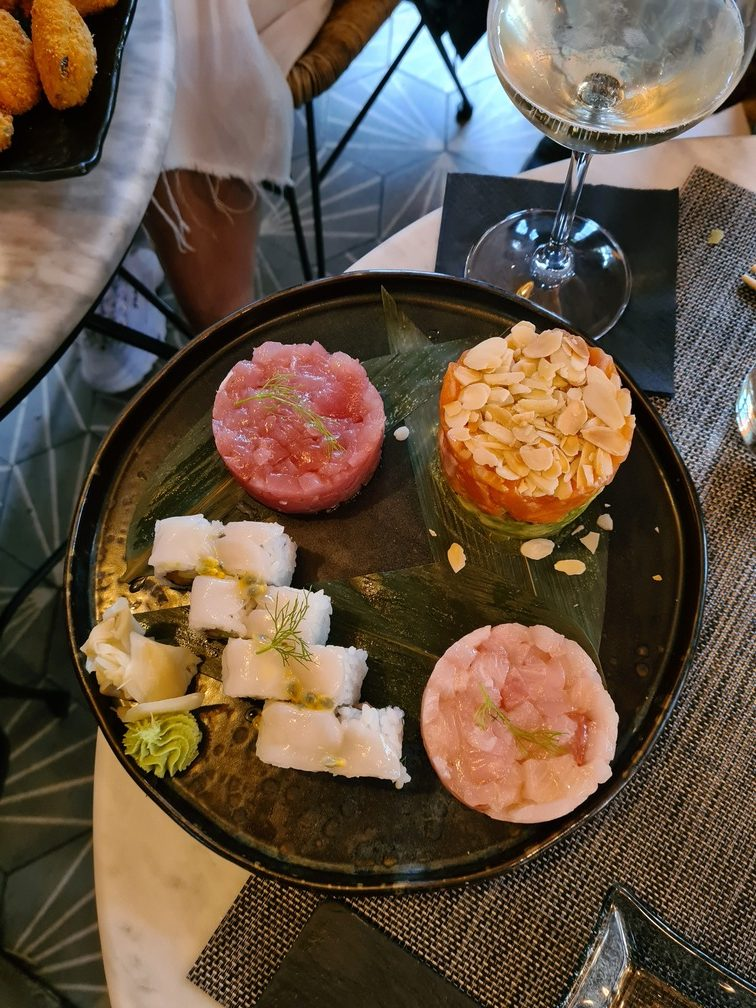Lunch in Rome  - Palmerie Parioli