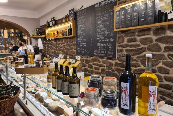 Beppe e i suoi formaggi: Rome restaurant & cheese paradise