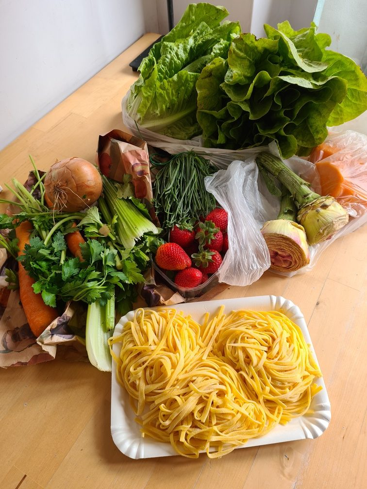Best food delivery in Rome: MyBanco brings a taste of Rome's markets to your door