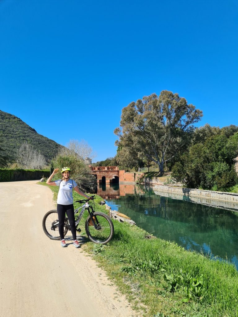 Hire bikes in Circeo National Park