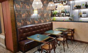 Maison San Filippo Rome review - fish restaurant