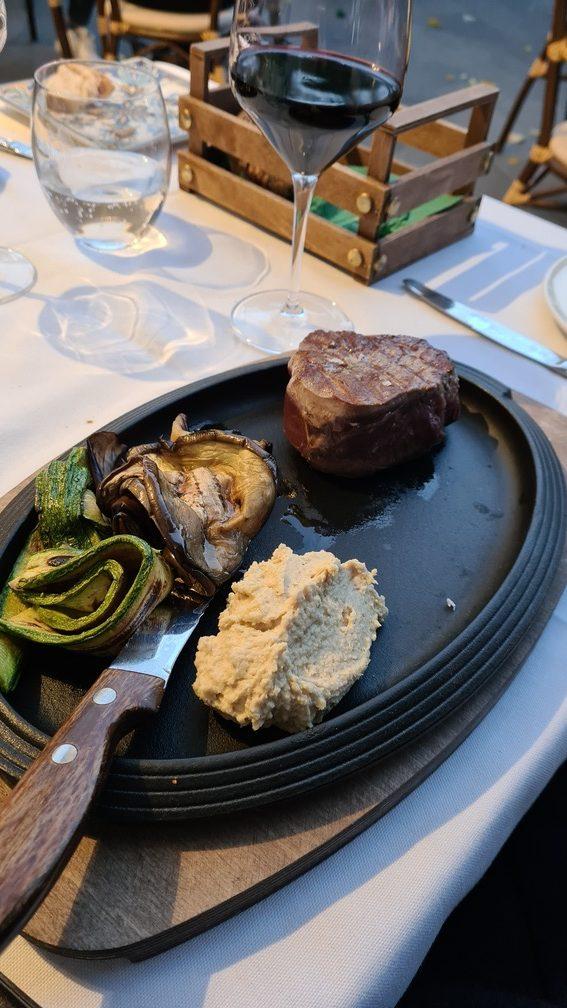 Maison San Filippo Rome restaurant review