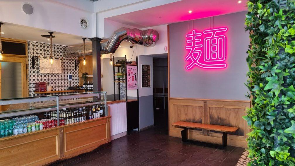 Best restaurants near the Trevi Fountain - Ramen Lab Akira