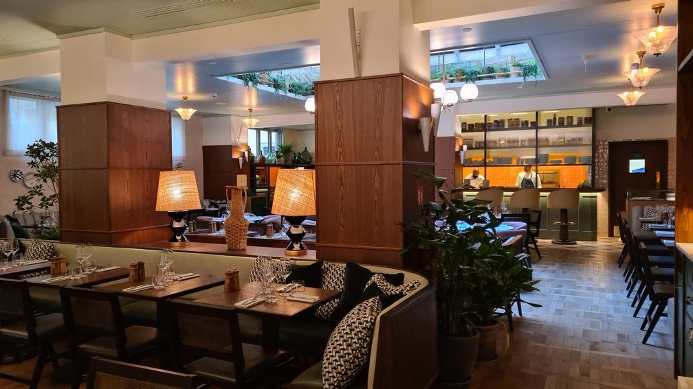Hoxton Hotel Rome restaurant review