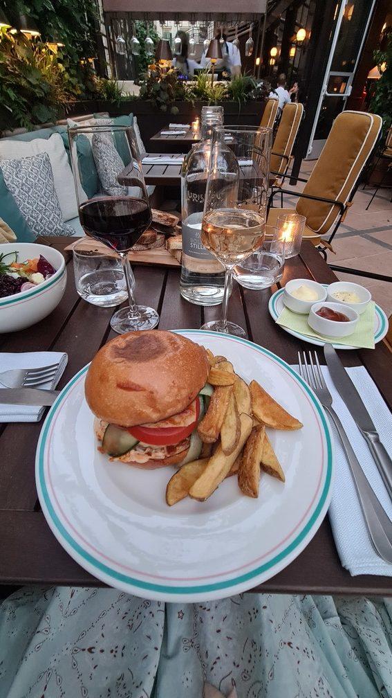 Cugino - Hoxton Hotel Rome bistro with Marigold