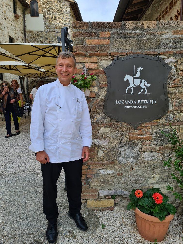 Gourmet escapes in Umbria: Oliver Glowig