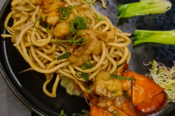 Song Chinese restaurant in Rome: a real taste of Hong Kong