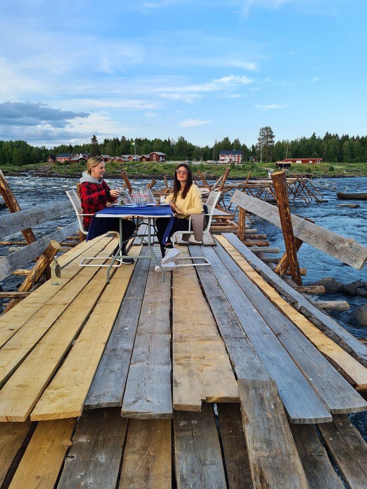 Kukkolaforsen - Swedish Lapland adventure holiday