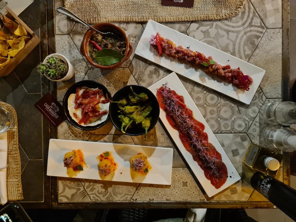 Casa Marcelo: Via Veneto restaurant with Latin soul