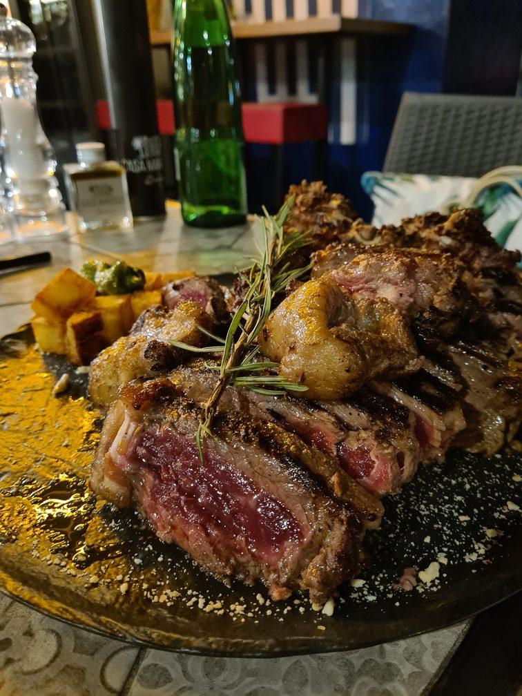 Casa Marcelo restaurant Rome: Spanish, Mexican and Argentinian cuisine on Via Veneto