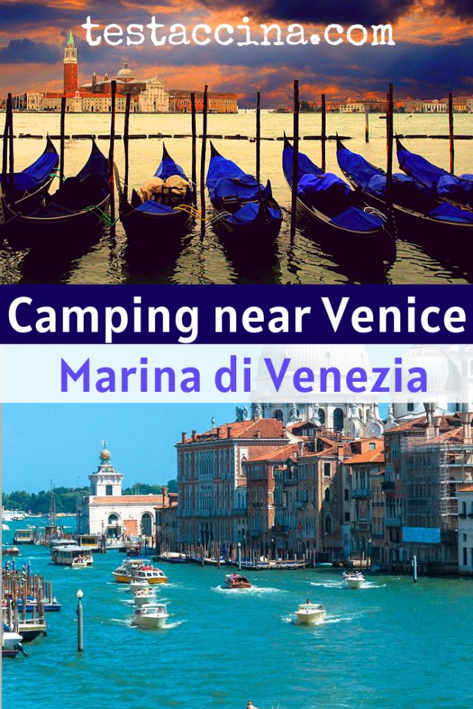 Camping near Venice: a review of Marina di Venezia, five star campsite