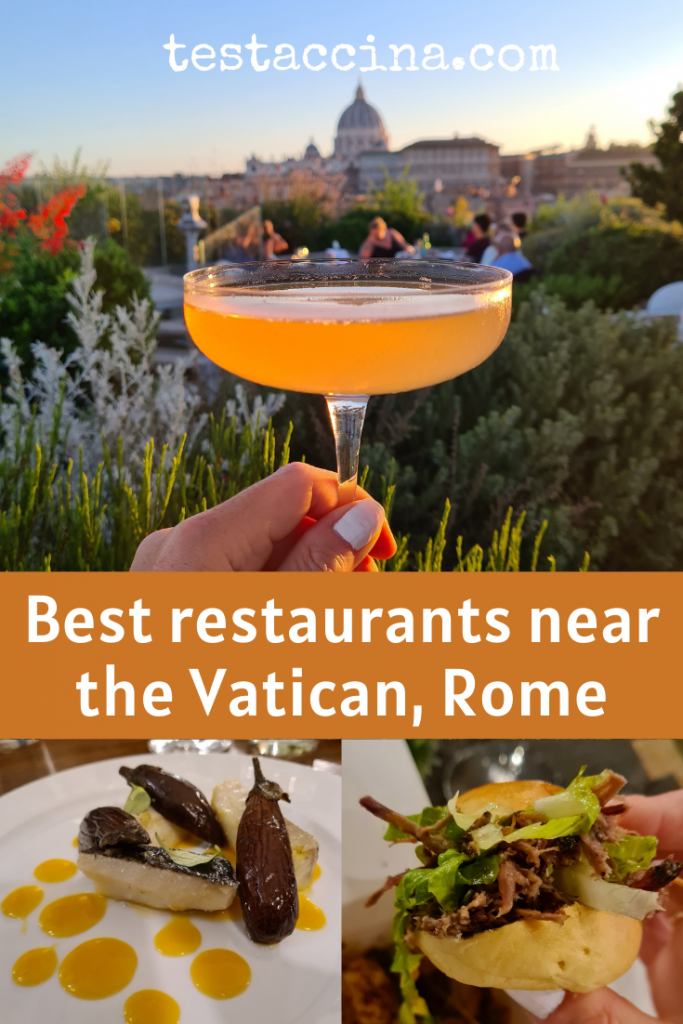 Best restaurants near the Vatican: where to eat in St Peter's Square, Prati and Castel Sant Angelo