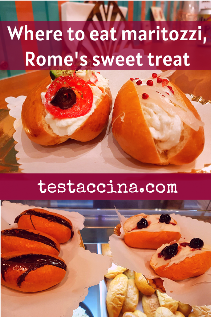 Maritozzo Roma: where to eat Rome's most famous dessert