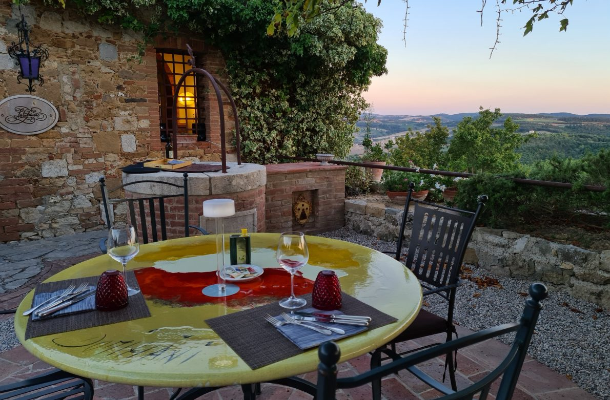 Hotel & restaurant La Chiusa: the perfect base for a Tuscan holiday