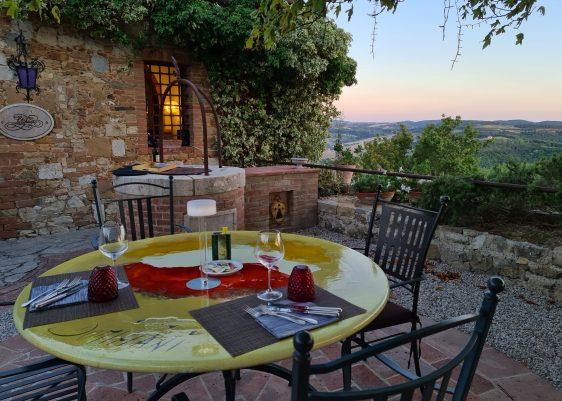 Montefollonico hotel & restaurant La Chiusa - Montepulciano country resort