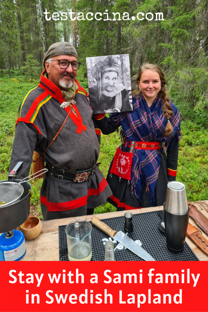 Stay with a Sami family in Swedish Lapland