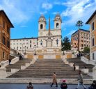 Visit Trinita dei Monti on the Spanish Steps in Rome, with this up-to-date guide featuring the opening hours, ticket price and history of the church and convent