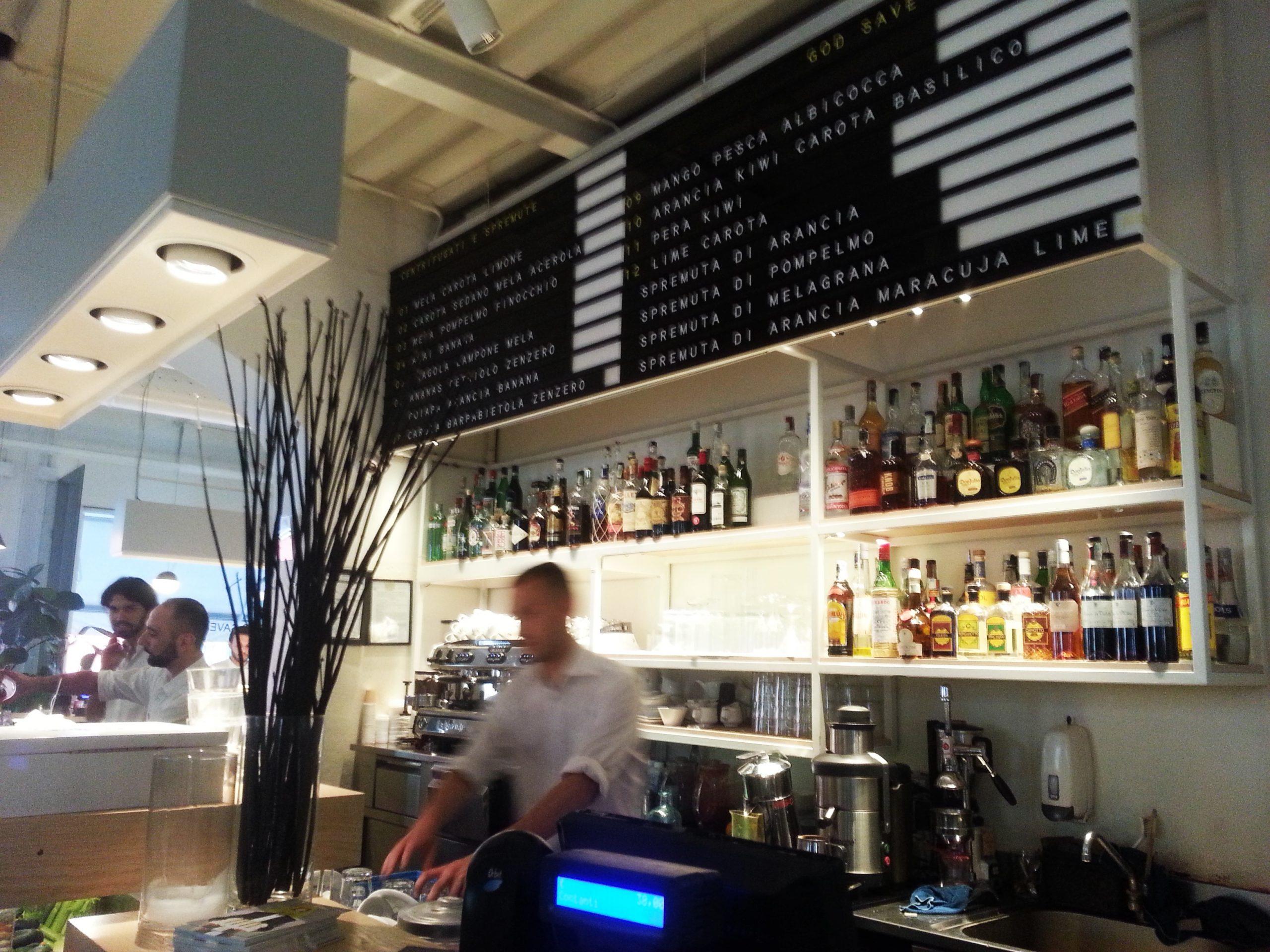 Top aperitivo bars Milan