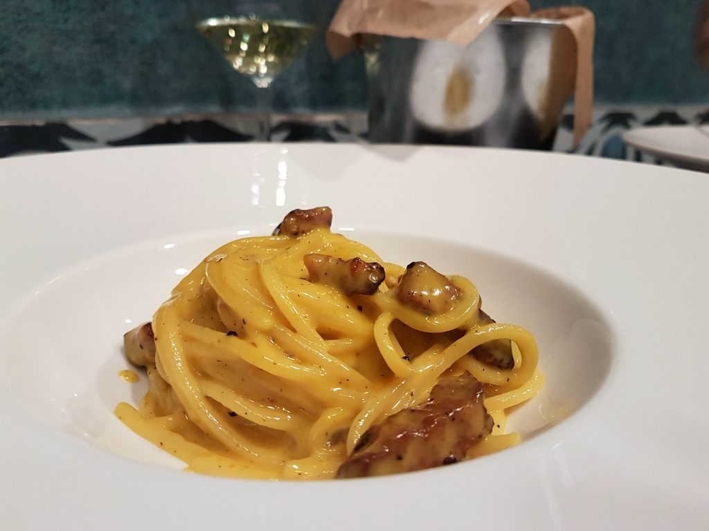 Pigneto restaurants: Rome's grungy Pigneto district surprises again with a gourmet dining option that absolutely delights. Let Pigneto 1870 amaze and delight with its original approach to food.