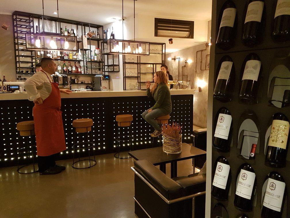 Gola ai Parioli - a restaurant whose name means Gluttony - has recently undergone an impressive reboot, transforming both interiors and menu.