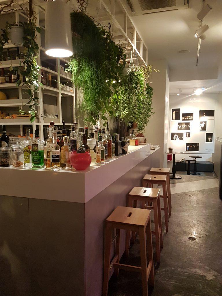 l Margutta Vegetarian Food & Art was Italy's original vegetarian restaurant  when it opened in 1979, and is still the best vegetarian restaurant in Rome