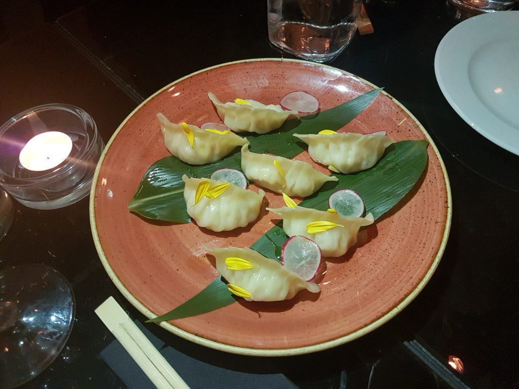 Rome's Coffee Pot restaurants in Trastevere and Piazza Bologna serve excellent Asian fusion dishes at a fair price for the exceptional quality.