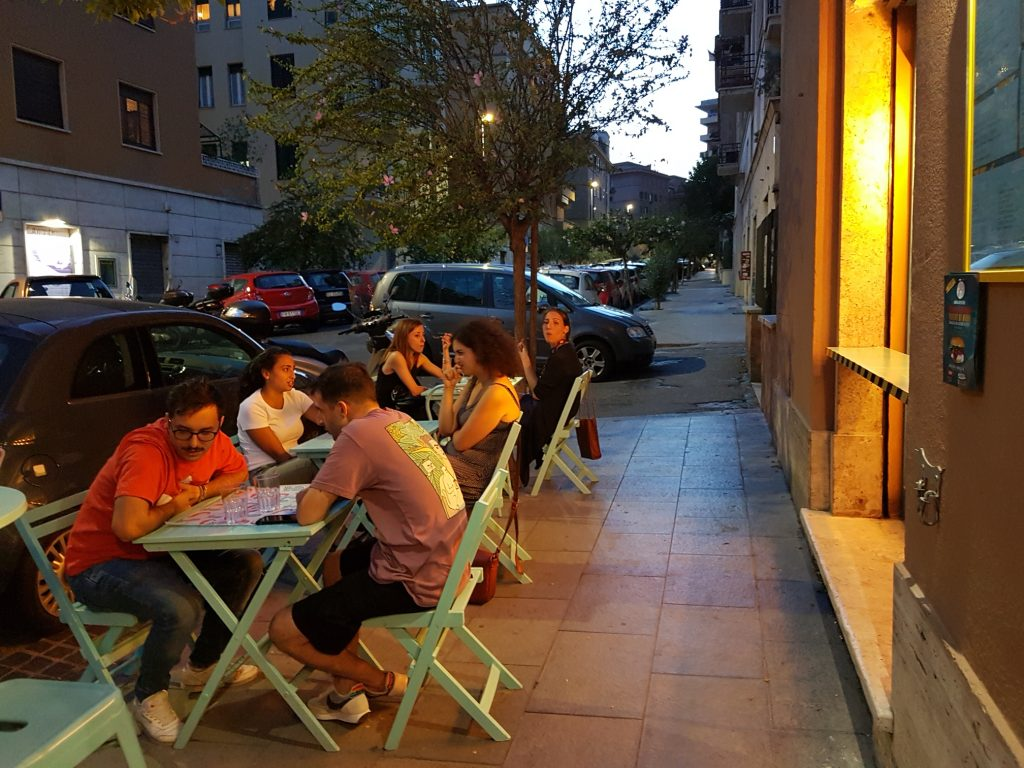 O Rei Do Marisco is Rome's first Cape Verde fusion restaurant