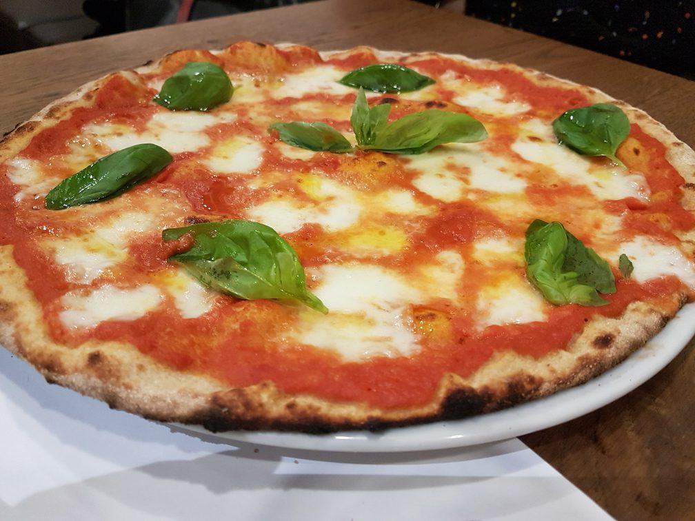Favilla pizzeria in San Giovanni is a smart, modern option for pizza in Rome