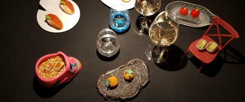 All'Oro Rome Michelin star restaurant