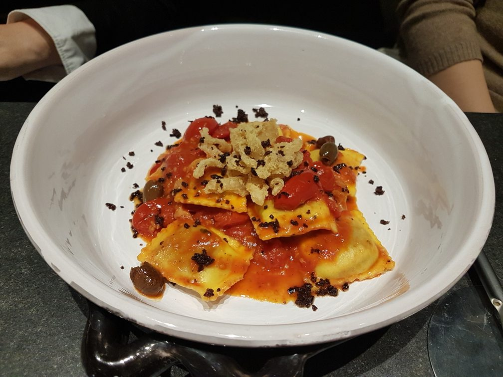 Rome restaurants near Pantheon: Archivolto strikes gold mixing old and new