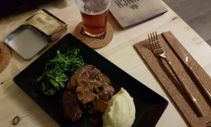 Pubs in Rome: Punch in Pigneto is an English style pub serving pies and pints